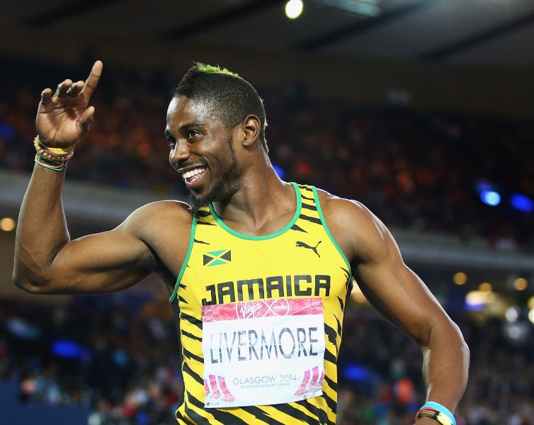 Jamaican Commonwealth Games medallist Livermore given two-year doping ban