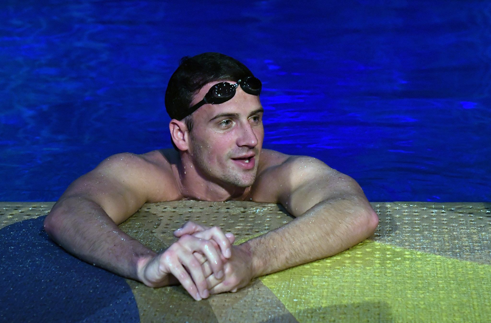 A case against Ryan Lochte may be reopened ©Getty Images