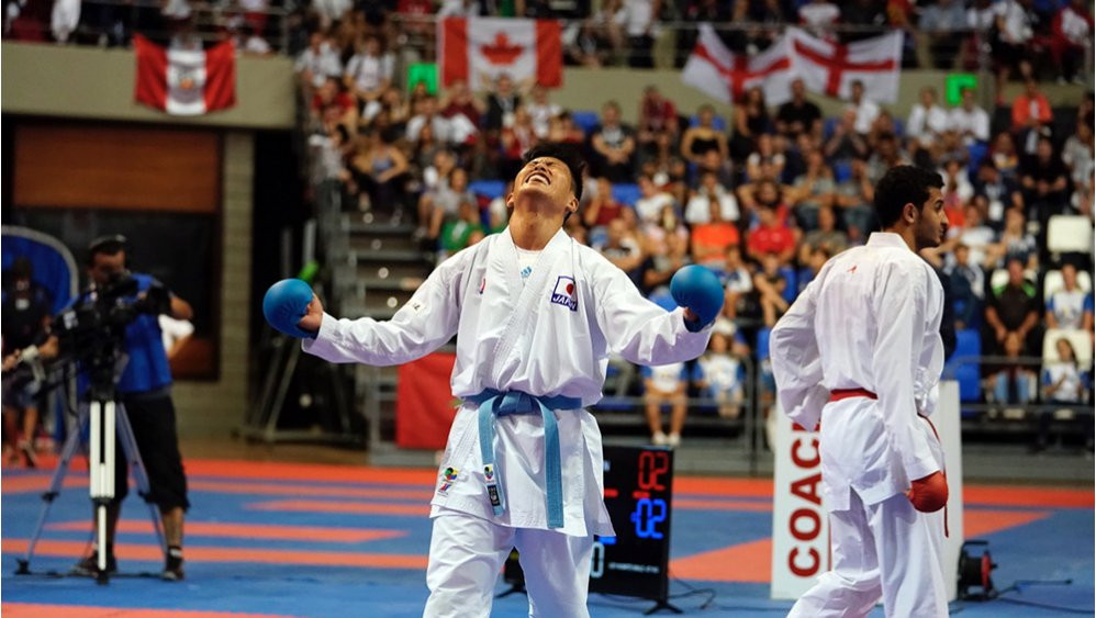 Japan finish top of medal table as action concludes at WKF Cadet, Junior and Under-21 Championships