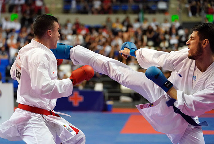 Today marked the end of a record-breaking edition of the event ©WKF