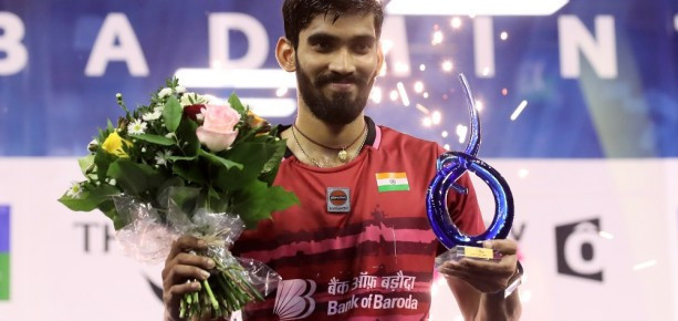 Srikanth and Tai dominate Japanese opponents in BWF French Open singles finals