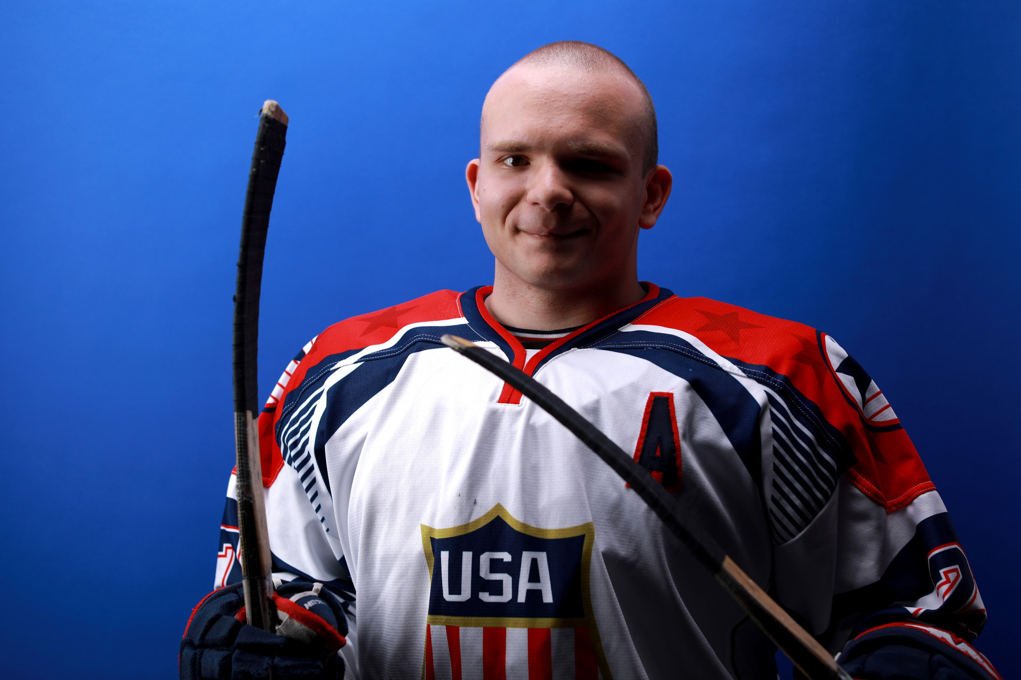 Pauls named US Para-ice hockey team captain for Pyeongchang 2018