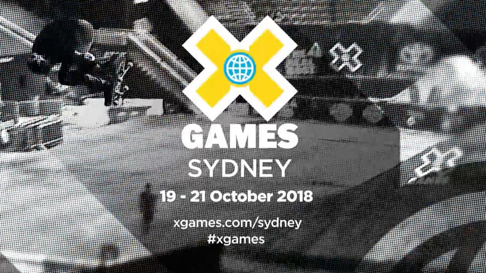 X Games to make debut in Australia in Sydney Olympic Park