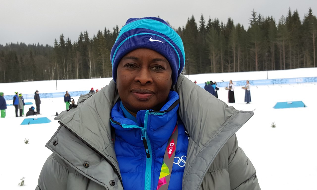 Gambian IOC member Beatrice Allen appointed vice president of World Baseball Softball Confederation