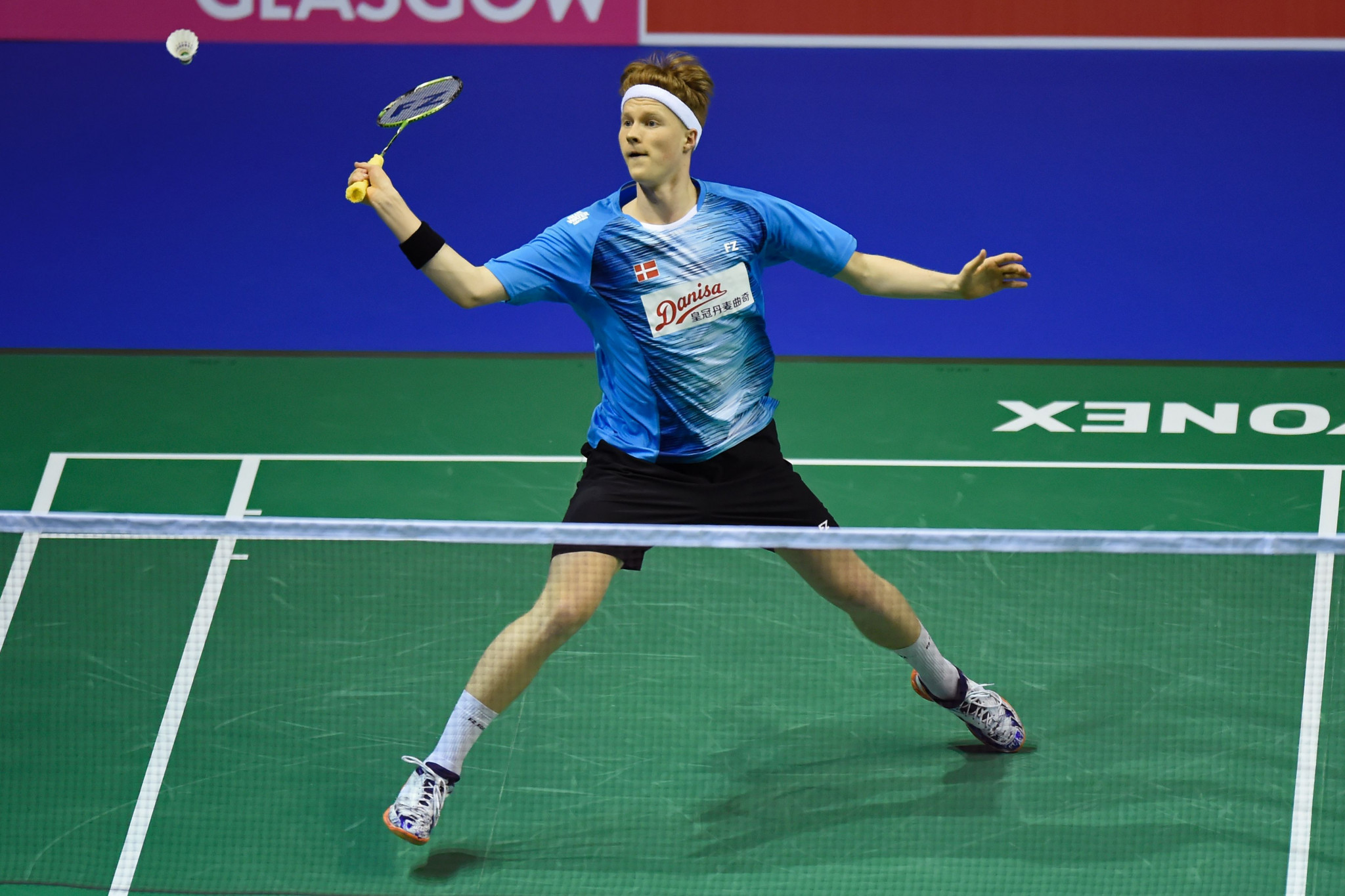 Antonsen aims to justify top seeding at BWF Bitburger Open