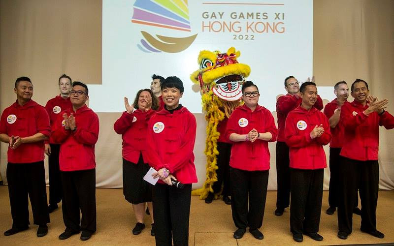 Hong Kong will be the first Asian city to host the Gay Games ©Hong Kong 2022