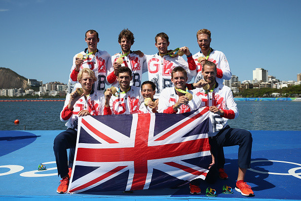 British Rowing have launched an official retail range of replica kits for supporters to wear ©British Rowing