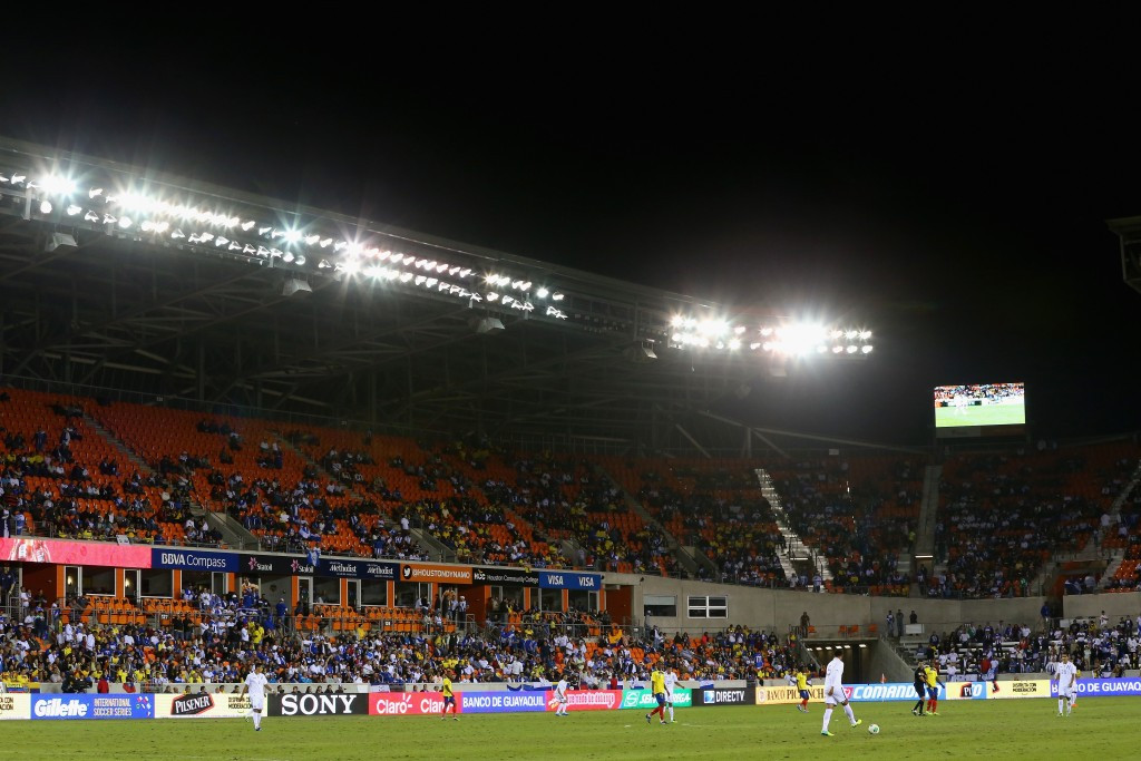 The semi-finals and final of the Women's Olympic qualifying tournament will be held in the BBVA Compass Stadium