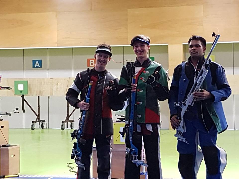 Australians dominate opening day of Oceania and Commonwealth Shooting Championships
