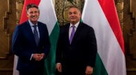 Coe visits Budapest to discuss bid for 2023 IAAF World Championships