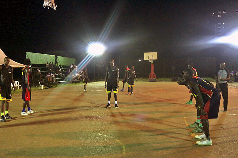 The Association of Uganda University Sports has plans to develop basketball in the country's universities ©FISU
