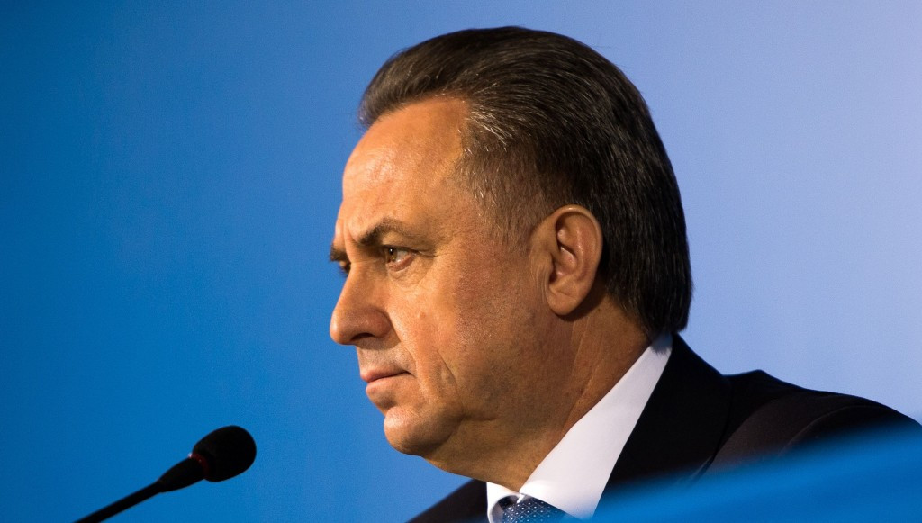 Russian Sports Minister Vitaly Mutko is meeting with the IAAF Task Force in Moscow tomorrow ©Getty Images