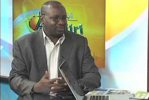Kenya's Chef de Mission Barnabas Korir has said that the budget should become clearer on Friday ©K24TV/YouTube