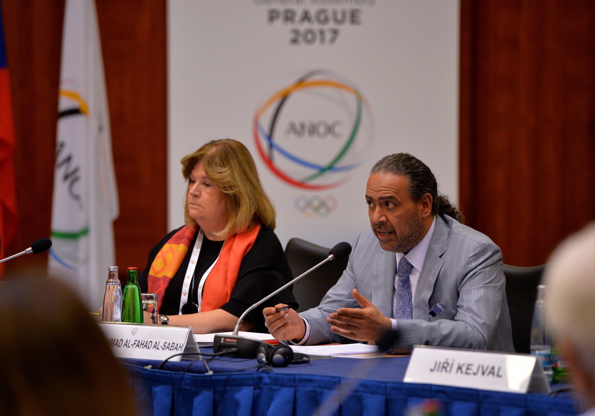 ANOC Executive Council meets on eve of General Assembly