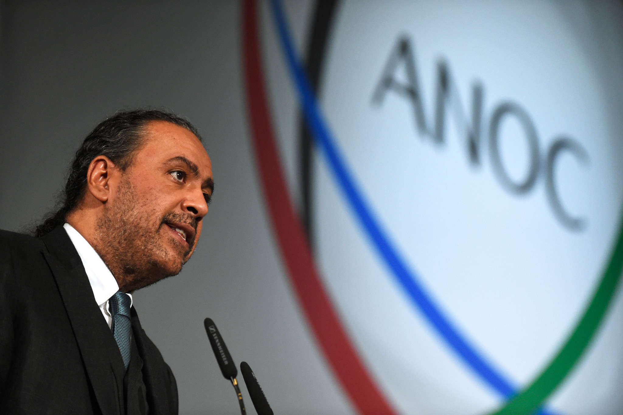 Sheikh Ahmad given round of applause after cleared of wrongdoing by ANOC General Assembly