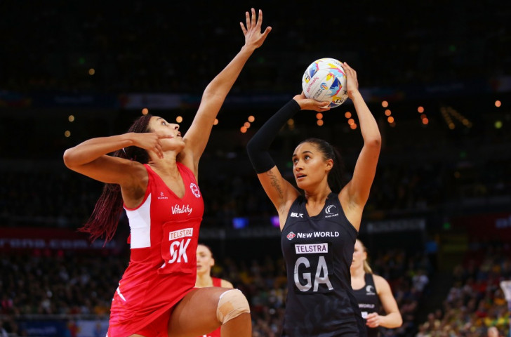 New Zealand proved too strong for England as they maintained their unbeaten record