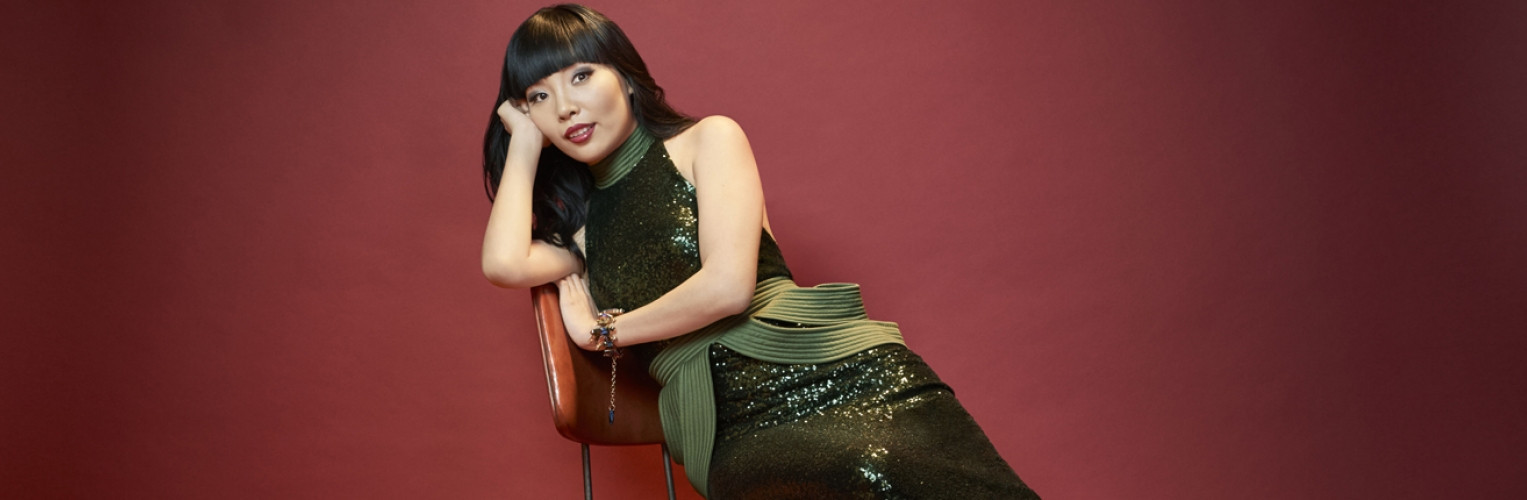 Dami Im won X Factor in 2013 and has represented Australia at the Eurovision Song Contest ©Gold Coast 2018