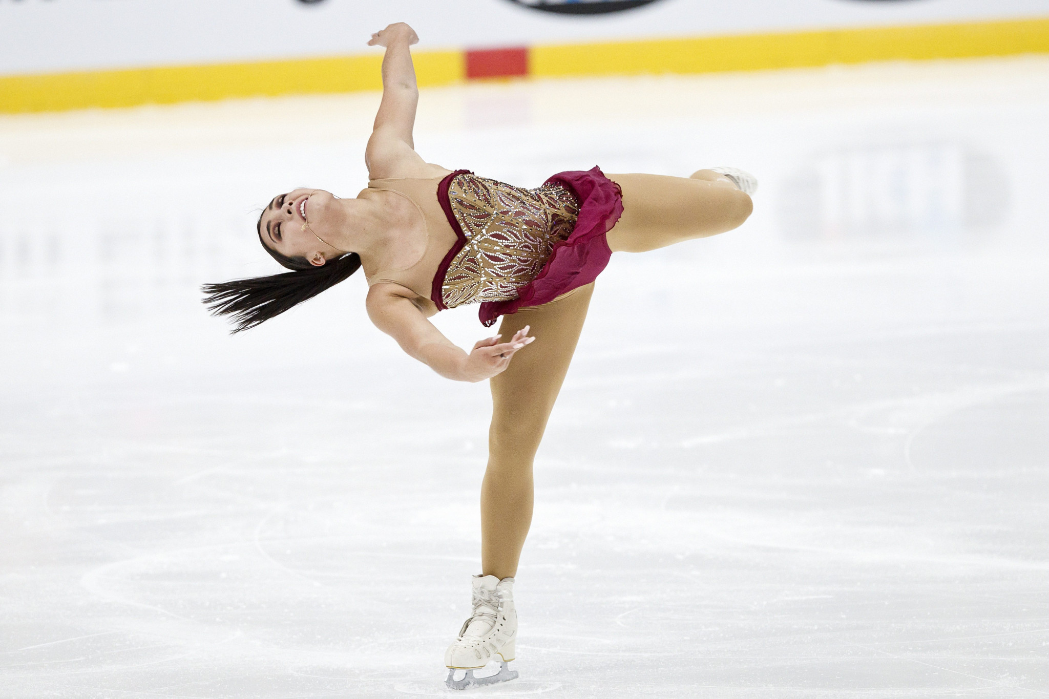 Canada's World Championships bronze medallist Gabrielle Daleman has not competed on the circuit so far this season but has entered the Audi Cup of China in Beijing ©Getty Images
