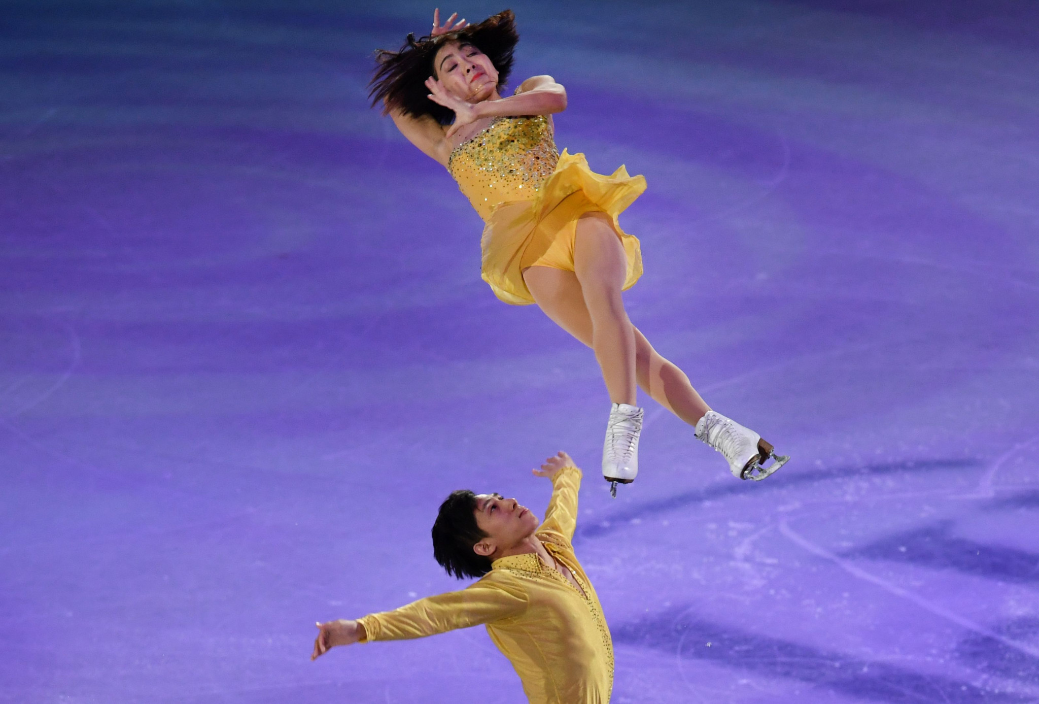 Reigning world pairs champions to make first ISU Grand Prix of Figure Skating appearance in Beijing