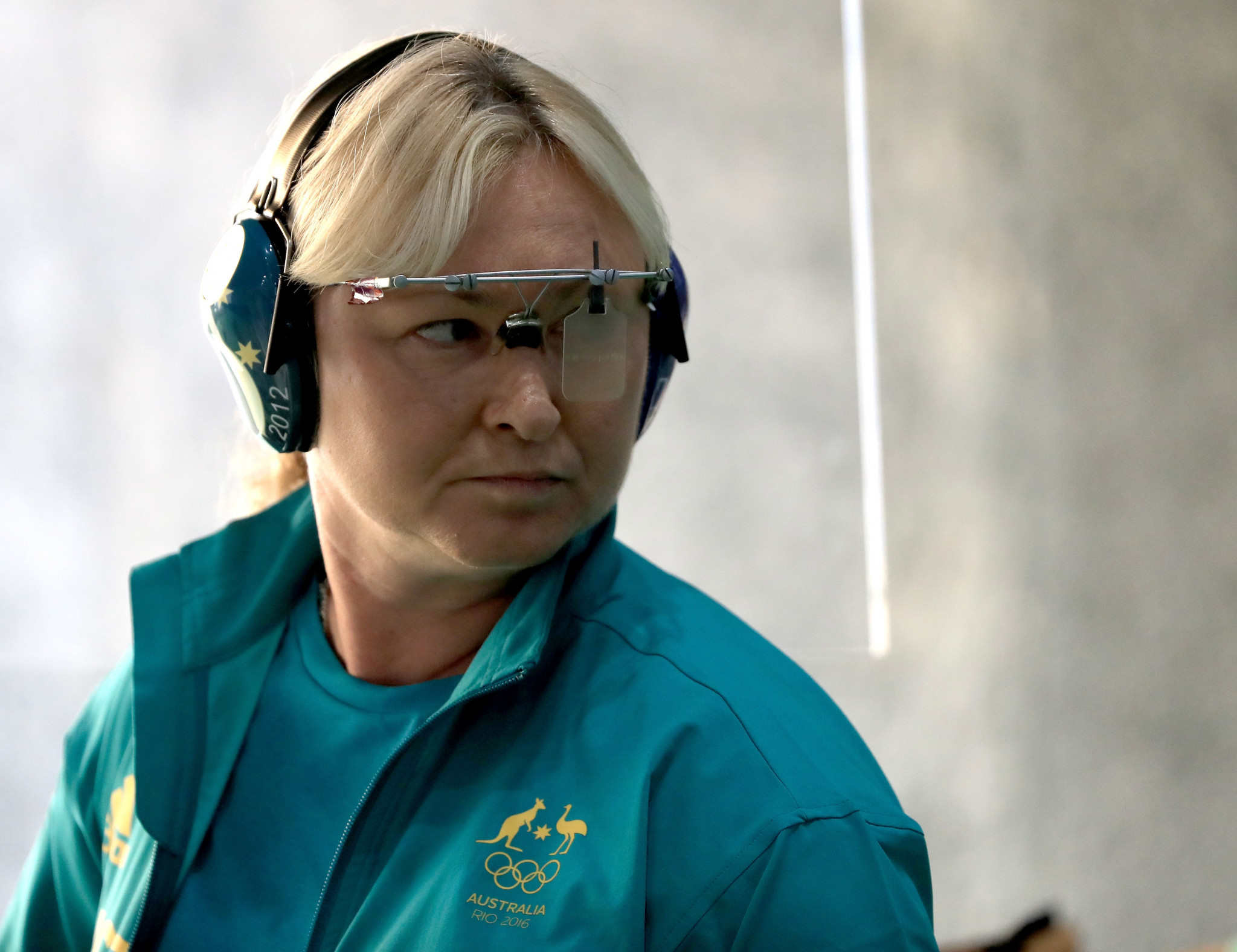 Belarusian-born Australian wins three gold medals at Oceania and Commonwealth Shooting Federations' Championships