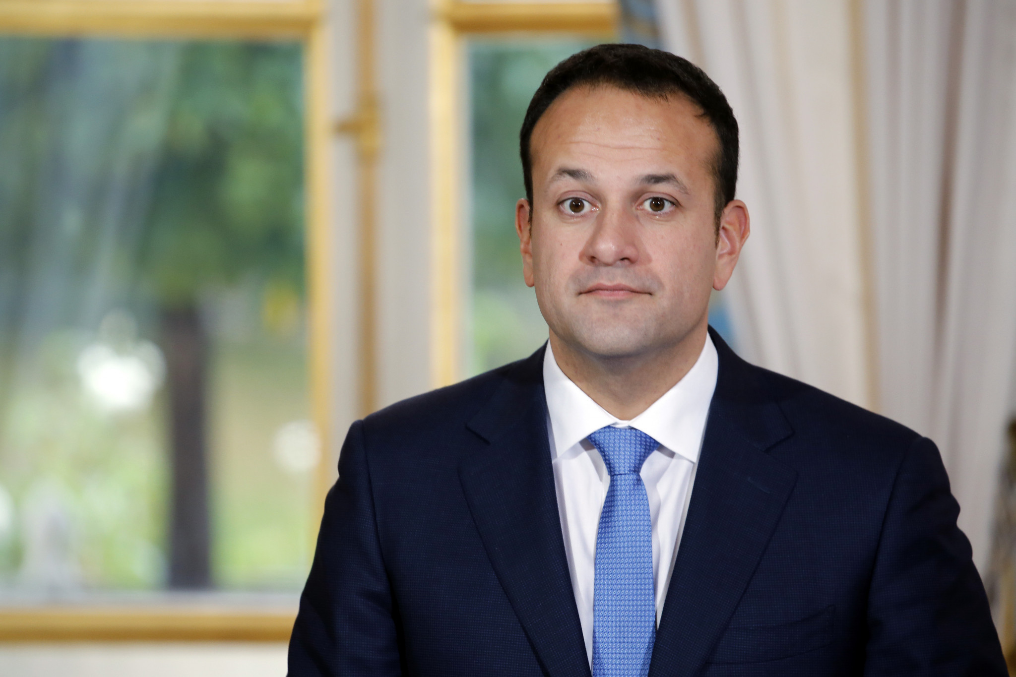 """Ireland's Taoiseach, Leo Varadkar, says that the country's bid for the 2023 Rugby World Cup is """"still alive"""" ©Getty Images"""