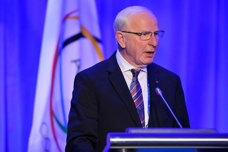 ANOC claim they are confident the loan to Patrick Hickey's court case will be repaid ©Getty Images