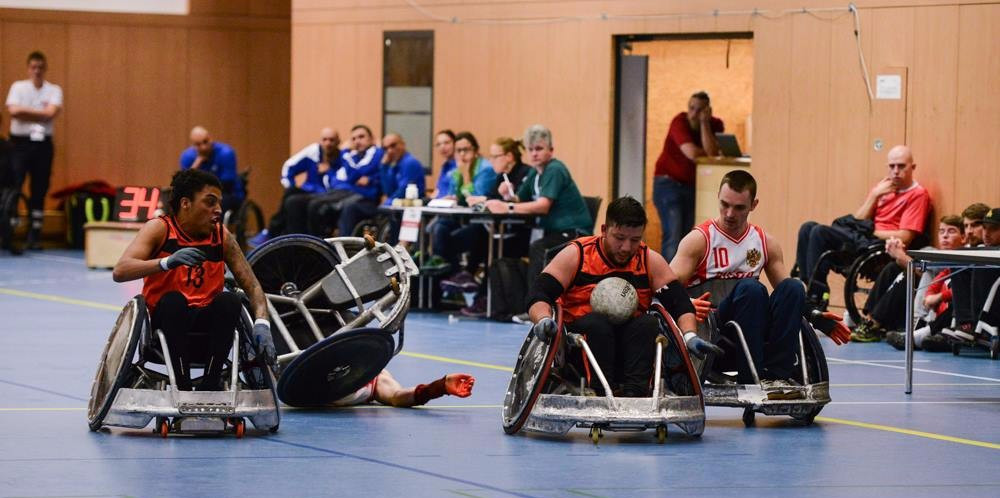 Netherlands claim opening-day win at IWRF European Division C Championship