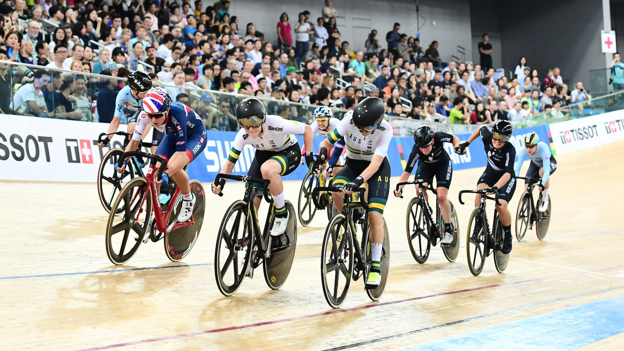 UCI Track Cycling World Cup season set to begin in Pruszków