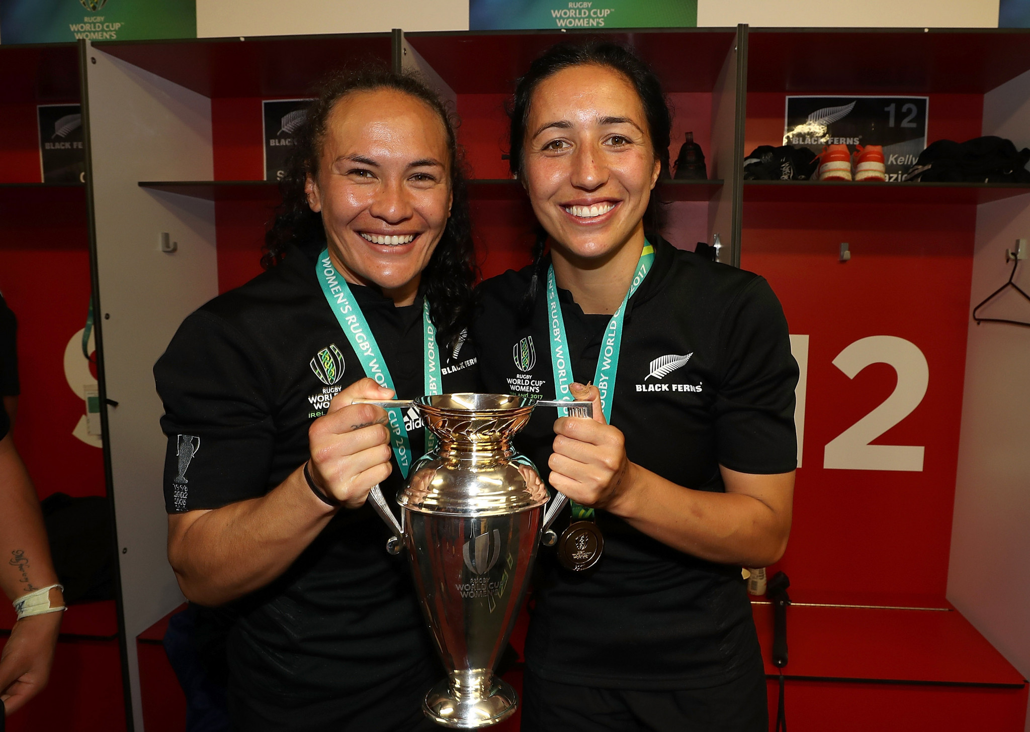 New Zealand are five-time Rugby World Cup champions ©Getty Images