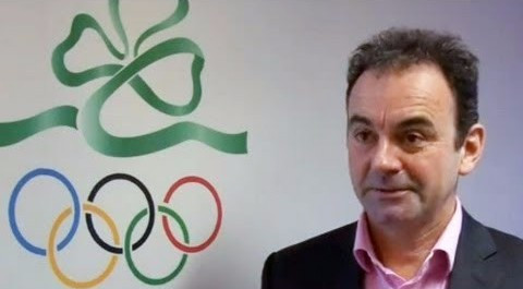 Martin steps down as chief executive of Olympic Council of Ireland