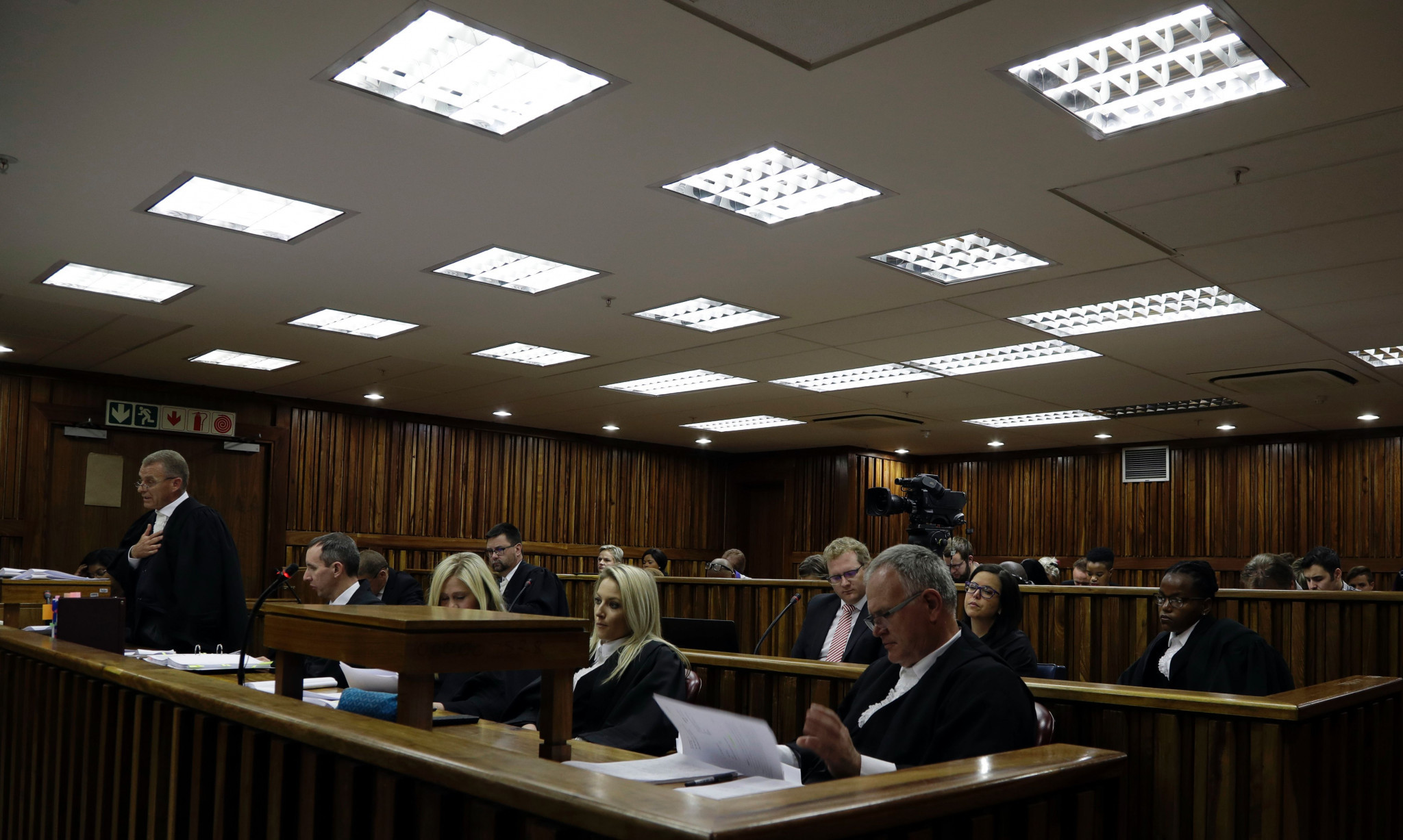 Prosecutors have consistently argued that the six-year jail term given to Pistorius is too lenient ©Getty Images