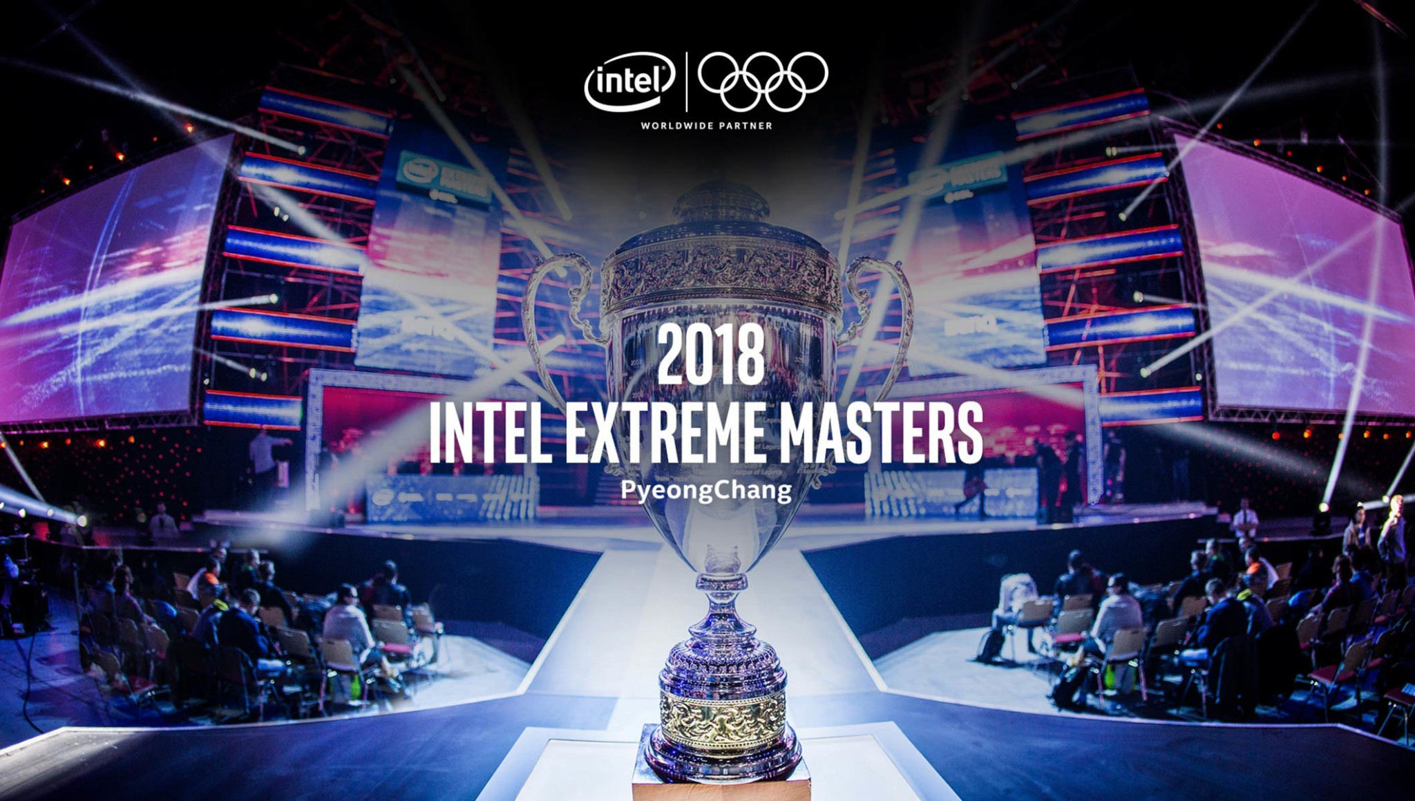 Intel have announced an esports event prior to the Pyeongchang 2018 Winter Olympics ©Intel