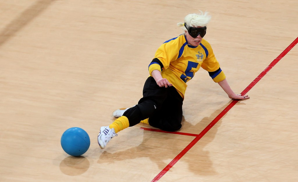 The IBSA have announced a change of venue for women's goalball at their World Games in May ©Getty Images