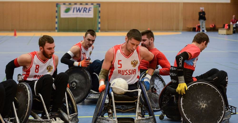 Russia top round-robin group at IWRF European Division C Championship