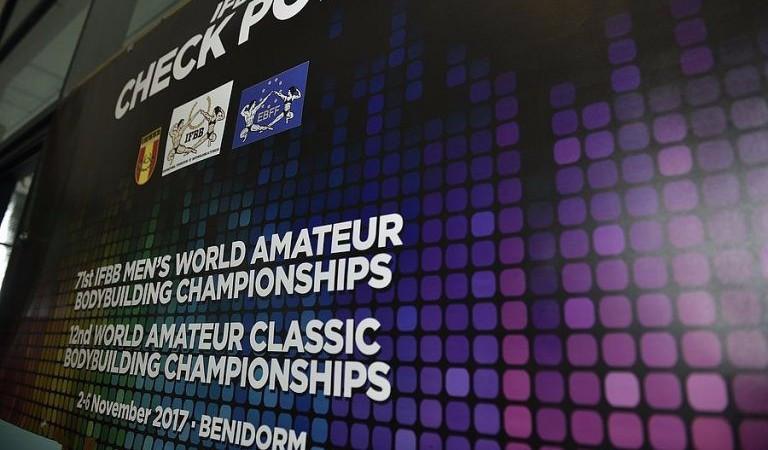 Athletes return to Benidorm for 2017 IFBB World Bodybuilding Championships