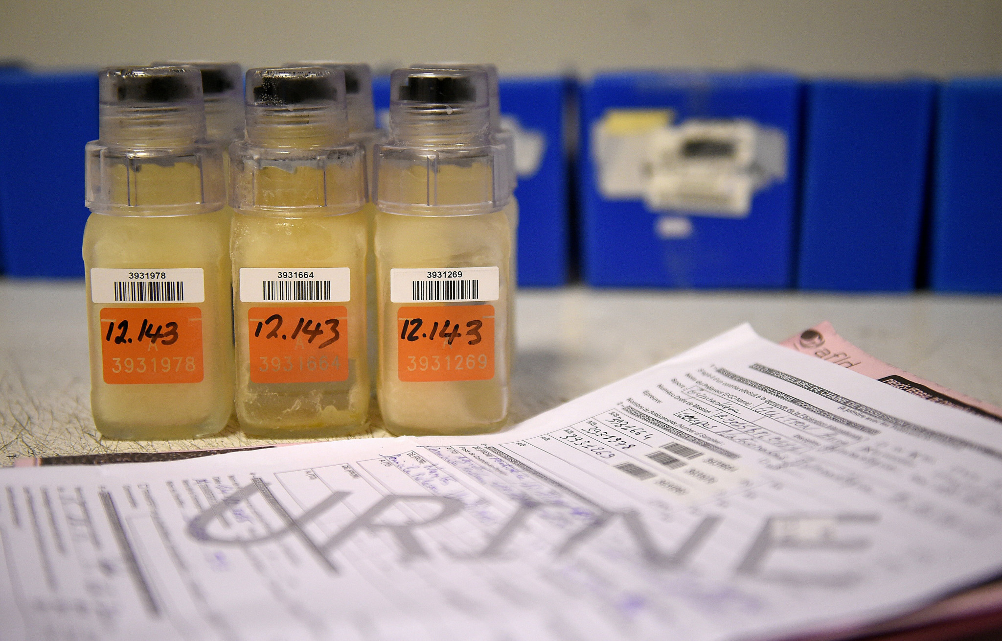 WADA officially suspends accreditation of Paris Laboratory