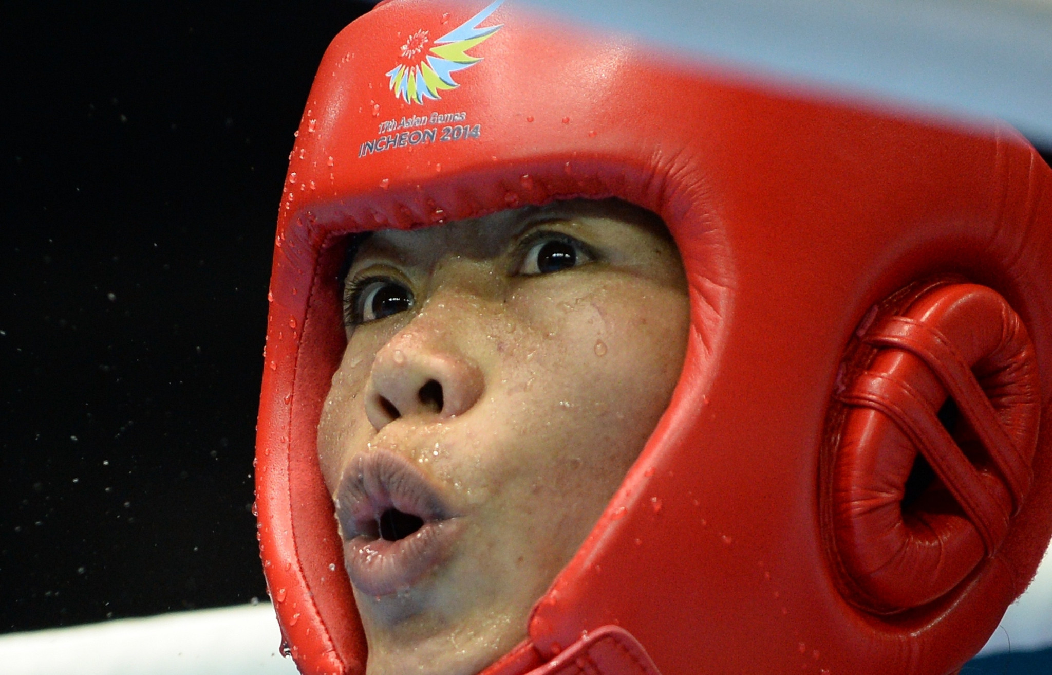 Kom progresses to semi-finals at Asian Women's Boxing Championships