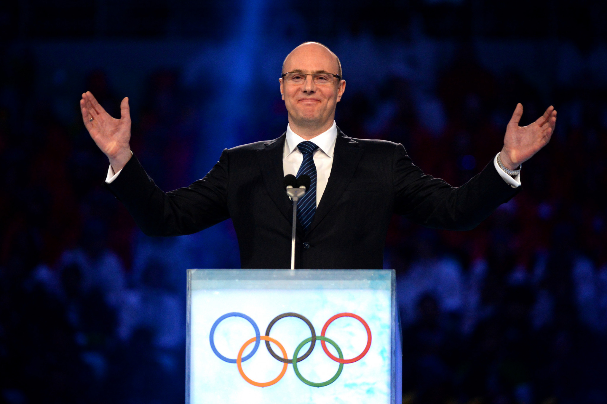 Dmitry Chernyshenko has strongly criticised the IOC for the way they have conducted their investigations ©Getty Images