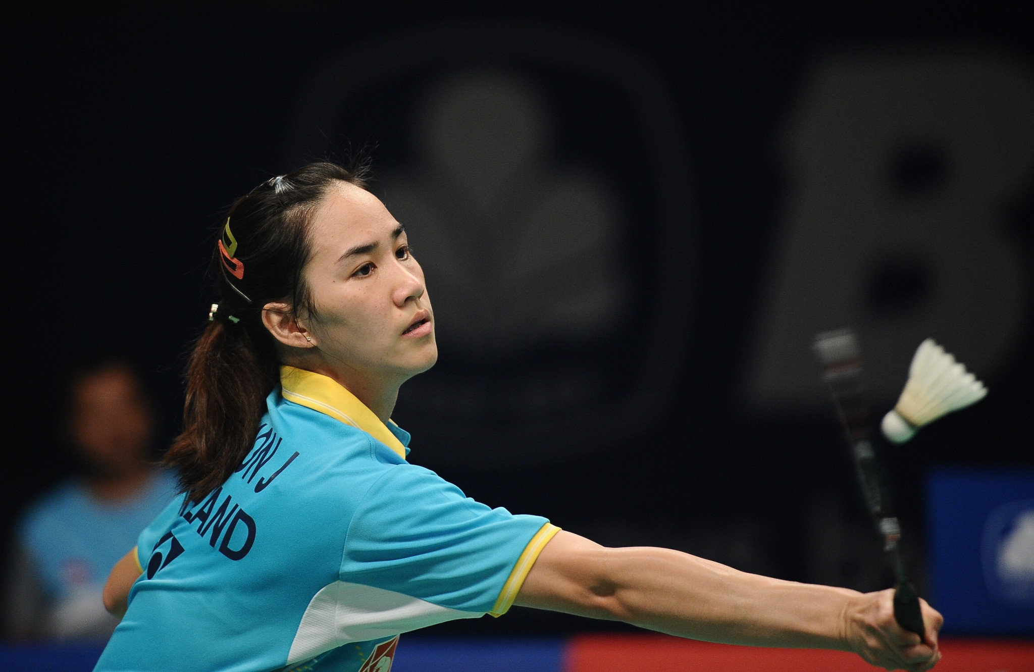 Top seed Zhang through to final at BWF Bitburger Open