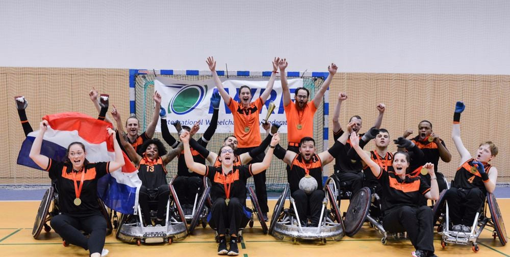 Netherlands beat Russia in final of IWRF European Division C Championship