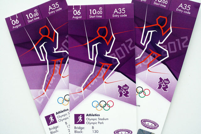 Major changes are taking place in the way Olympic tickets are bought ©London 2012
