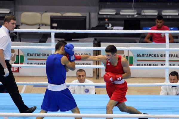 Lightweight Joseph Cordina struck gold for Great Britain ©Boxing Wales/Twitter