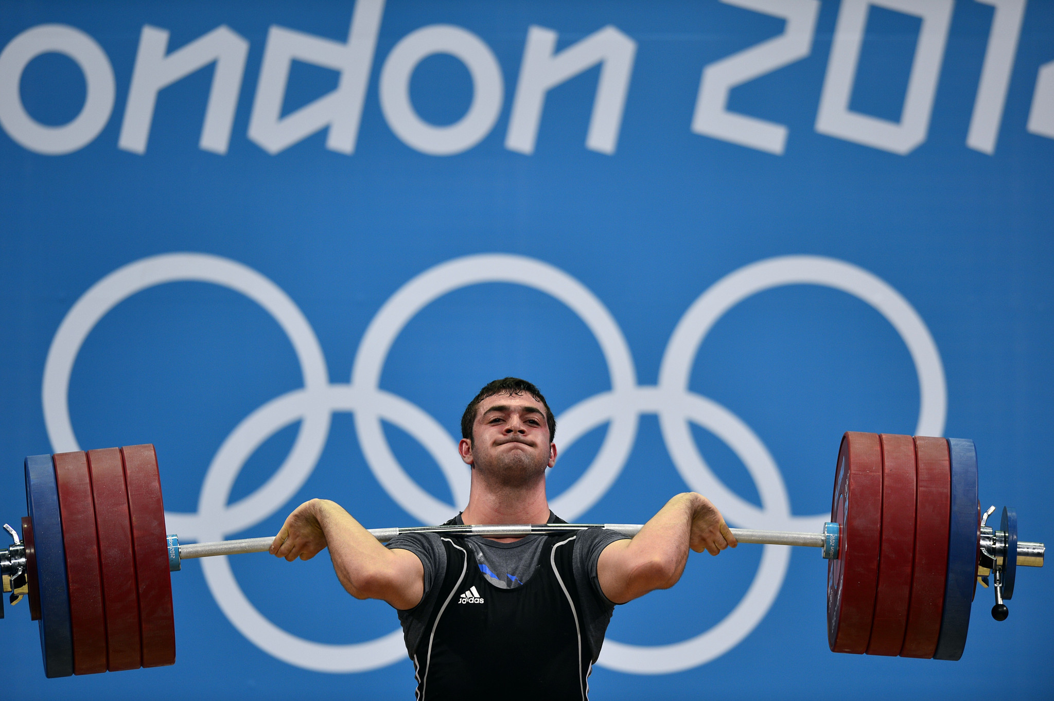 Saeid Mohammadpourkarkaragh is the sole men's gold medal upgrade from London 2012 ©Getty Images