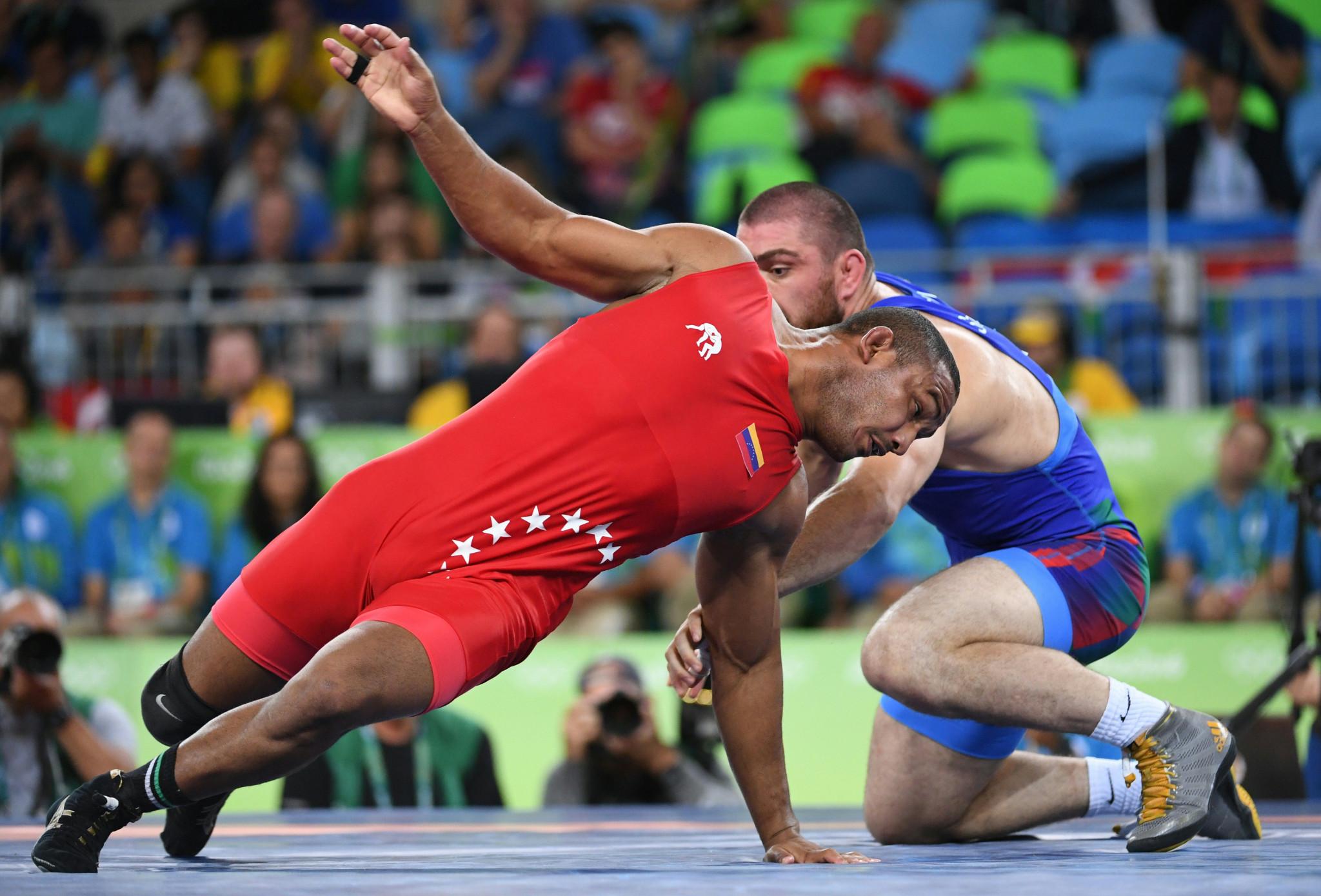 United World Wrestling lift suspension of Venezuela
