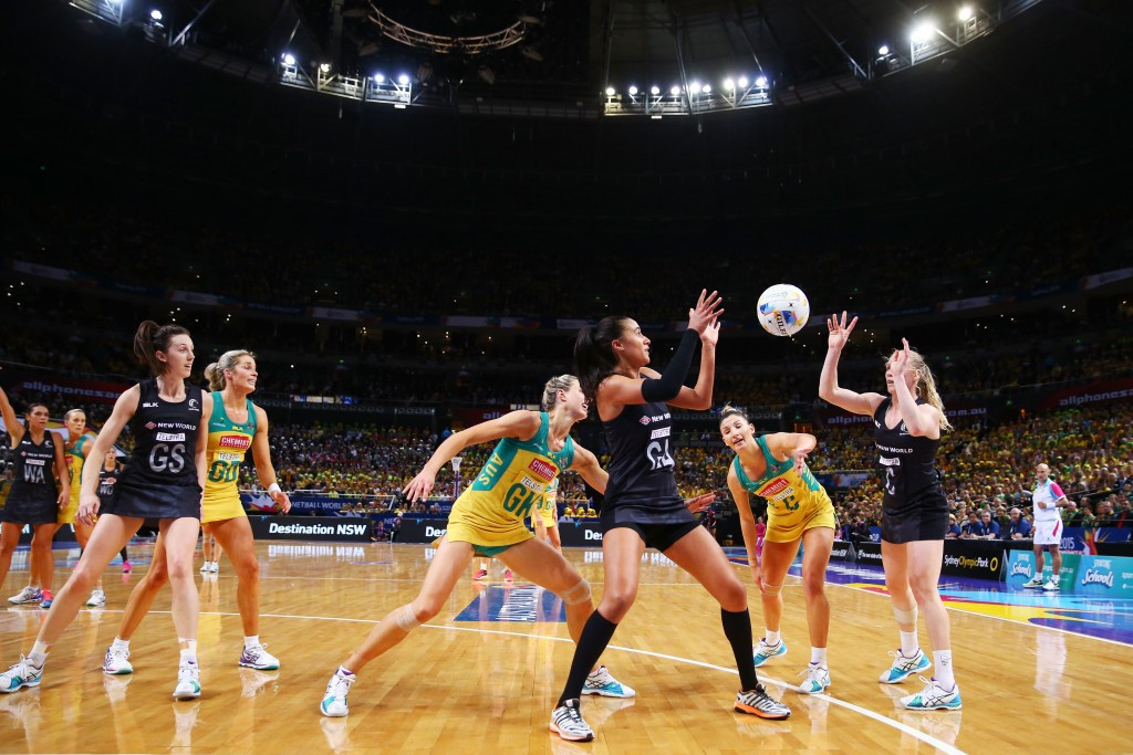 The hosts established a nine-goal lead early on and New Zealand weren't able to recover as they fell to a narrow defeat
