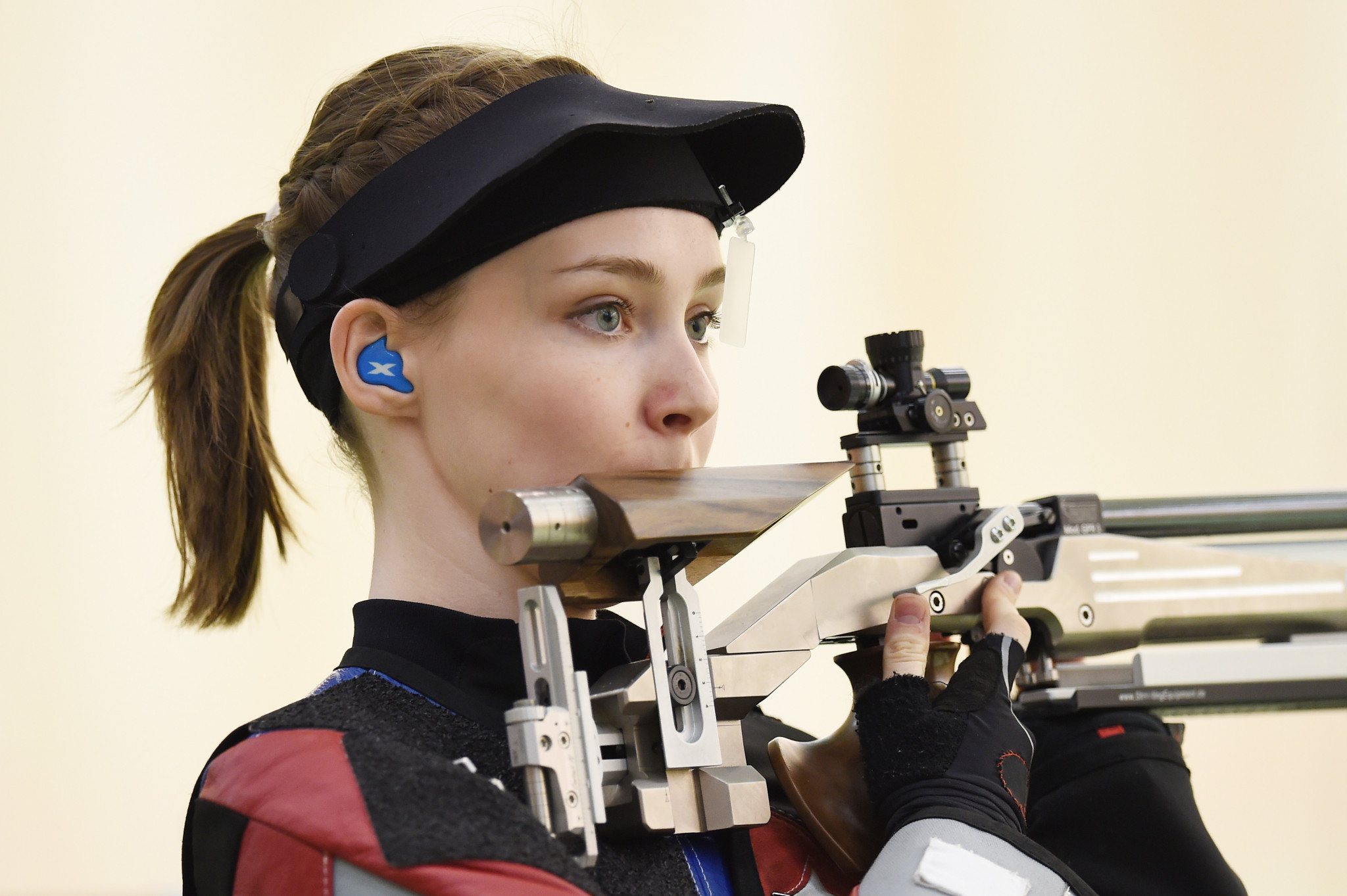 McIntosh wins three positions rifle gold at Oceania and Commonwealth Shooting Federations' Championships