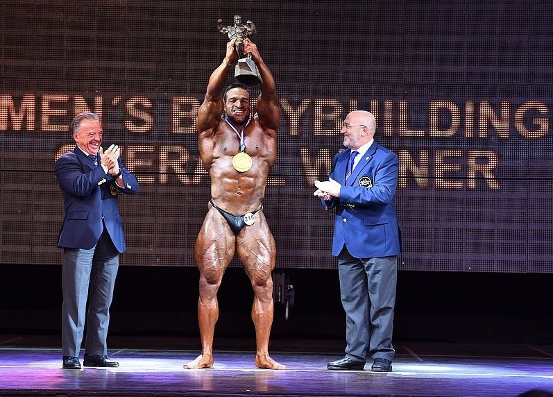 Samadi fires Iran to team title as IFBB World Bodybuilding Championships conclude