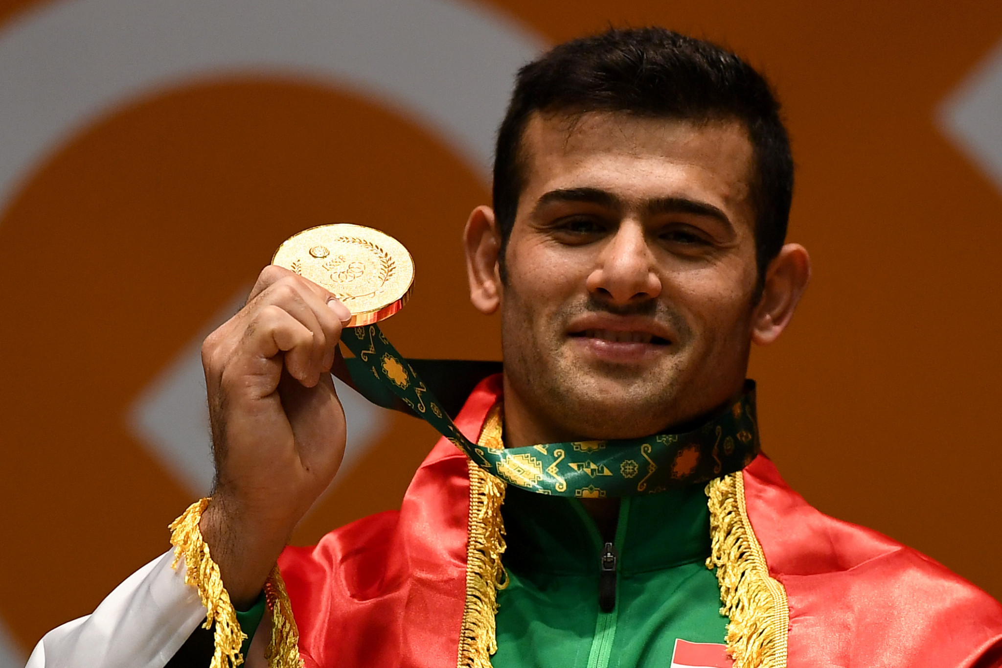 If Rostami is absent from Anaheim, a beneficiary could be Safaa Al-Jumaili from Iraq ©Getty Images