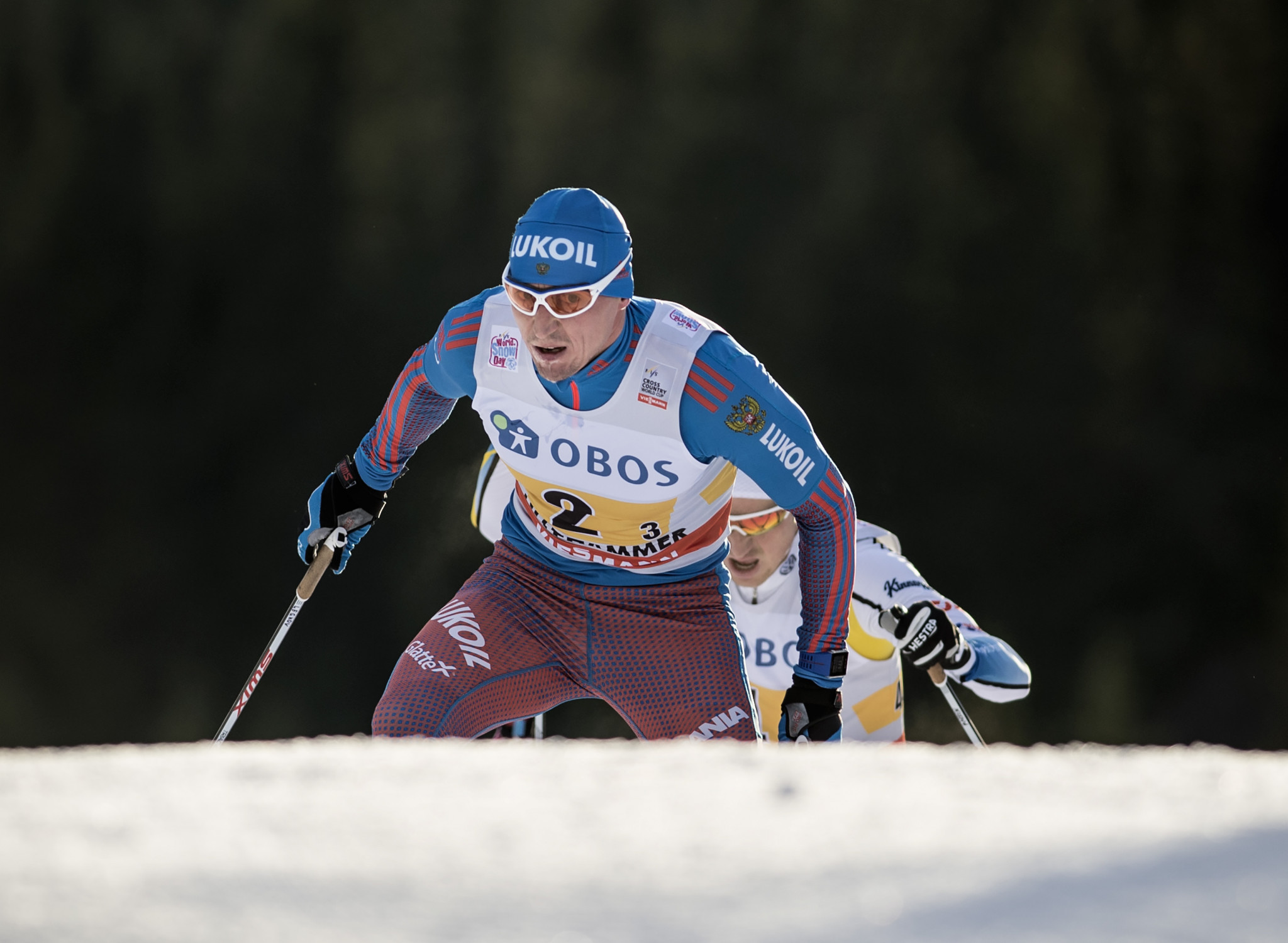The disqualification of Russian skiers, including Alexander Legkov last week, left more questions than answers ©Getty Images