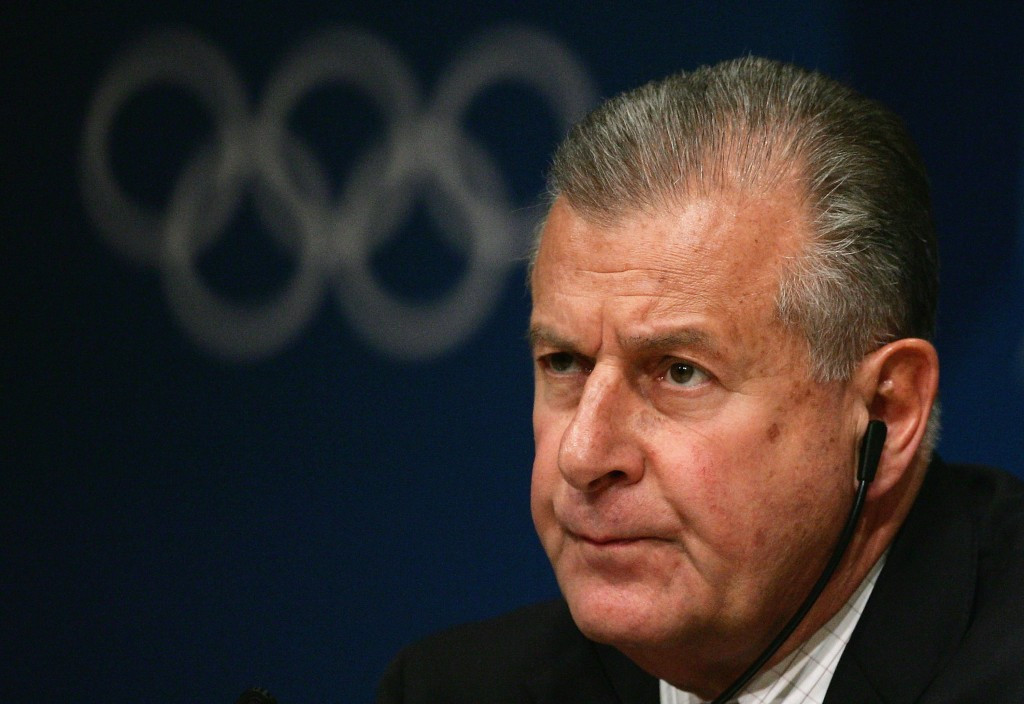 An experience figure within the IOC and now FIFA, François Carrard is well-placed to talk about problems within sport ©Getty Images